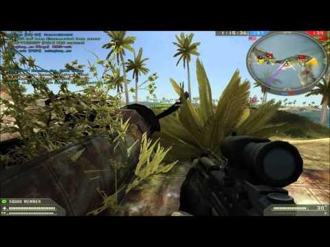 Battlefield 2 - Wake Island USMC