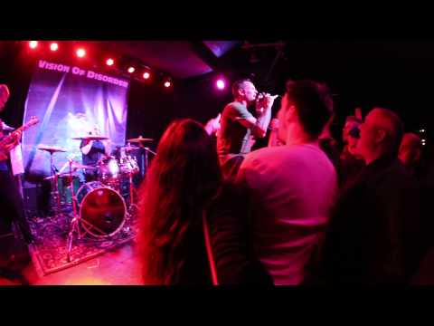 Vision of Disorder - What You Are, Adelaide @ Saint Vitus Bar, Brooklyn NY 10/11/14