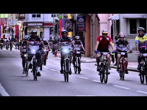 Cycle Malaysia 2014 Mini highlights