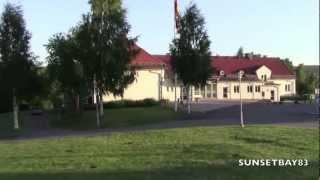 Short tour of Skellefteå, Sweden