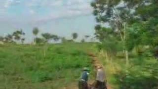 La carreta es el rancho que camina