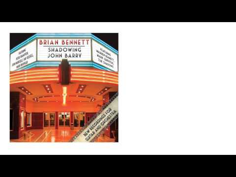 Brian Bennett - Shadowing John Barry - Full Album