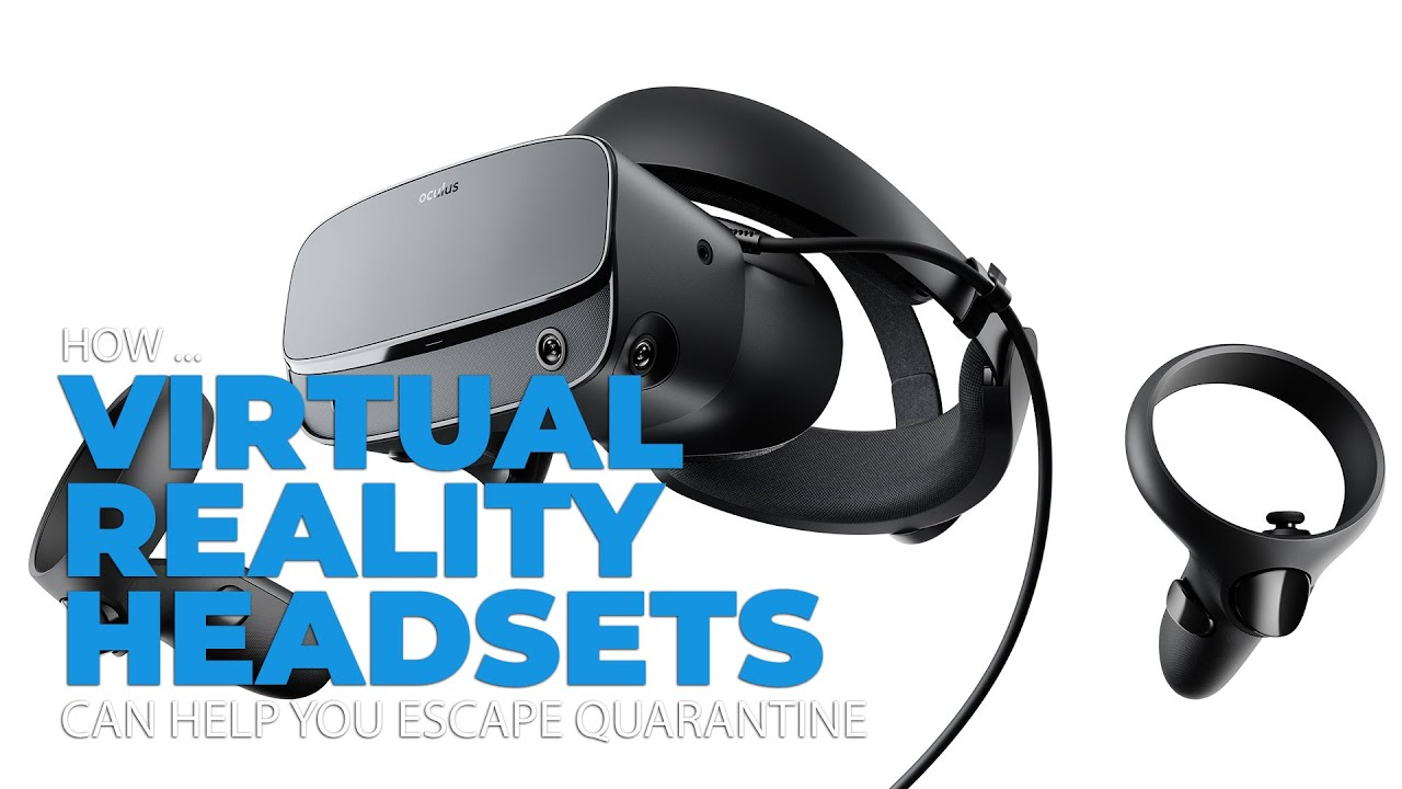 Oculus Quest 2 VR headset review: the virtual escape from Covid-19 ...
