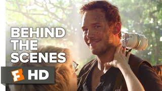 Jurassic World: Fallen Kingdom Behind the Scenes - Jurassic Journals 2 (2018) | Jurassic Park