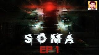 พบกับความหลอนครั้งใหม่ในเกม SOMA เมื่อชายหนุ่มผู้ปัญหากระทบกระเทือน...