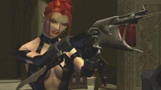BloodRayne 2 - Walkthrough Part 3 - Mansion: Roof