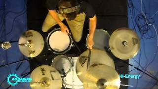 Snare drum heads comparison Aquarian by Joakin Tortosa