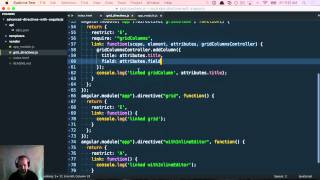Advanced Directives with Angular JS
