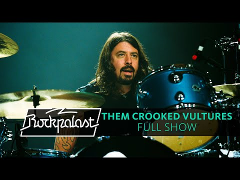 Them Crooked Vultures Live (full Show)   Rockpalast   2009