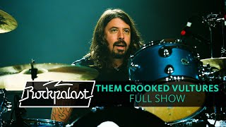 Them Crooked Vultures live (full show) | Rockpalast | 2009
