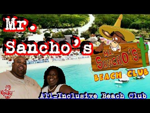 Mr. Sanchos Beach Club All-inclusive Day Pass To Cozumel Mexico ATV