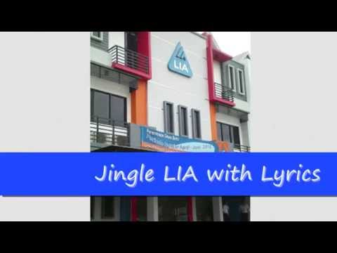 Jingle LIA with Lyrics