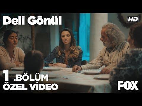 Fatmanur'un sesi, Mehmet Kadir'in ruhuna işliyor... Deli Gönül 1. Bölüm