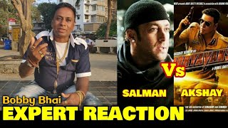 SOORYAVNSHI vs INSHALLAH | Bobby Bhai EXPERT REACTION | Salman Khan vs Akshay Kumar On Eid 2020