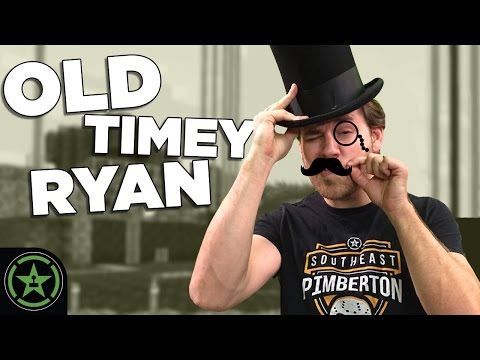 AH Animation Contest Winners - Old Timey Ryan