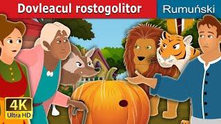 Dovleacul rostogolitor | The Rolling Pumpkin Story | Romanian Fairy Tales