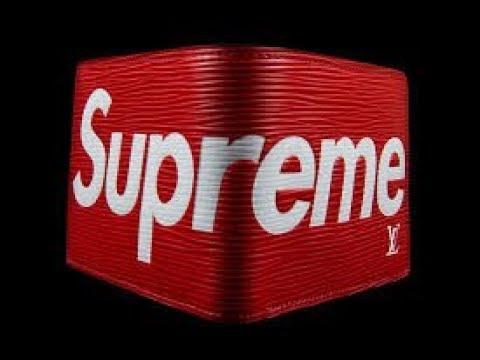 Dhgate LV Supreme Wallet