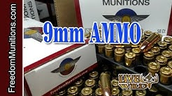 9mm Ammo - Freedom Munitions