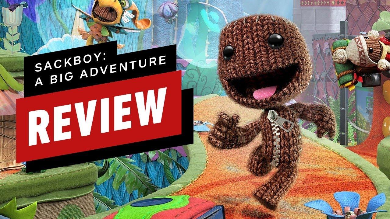 Sackboy: A Big Adventure Review - IGN