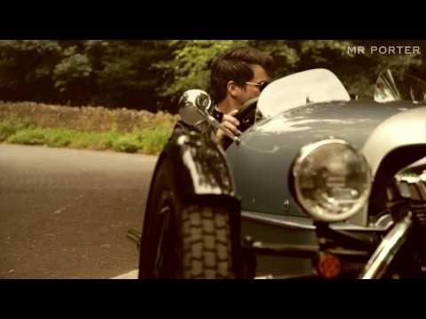 Road Test: Morgan 3 Wheeler -- MR PORTER