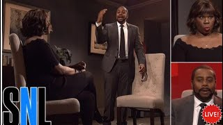 SNL cold open  R KELLY CBS interview Gayle  King