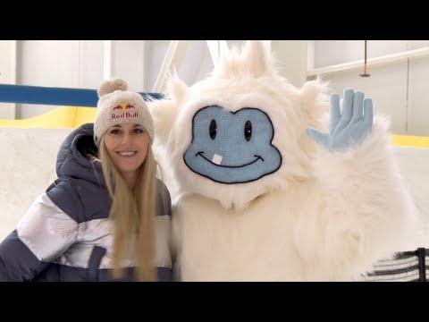 Sheri Van Dyke - Indoor Skiing Just A State Away!