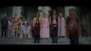 Luke Skywalker Hamilton
