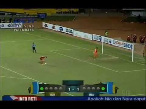 Turkey VS Indonesia (ISG) U-23 Full Adu Pinalti 27-09-2013 Travel Video