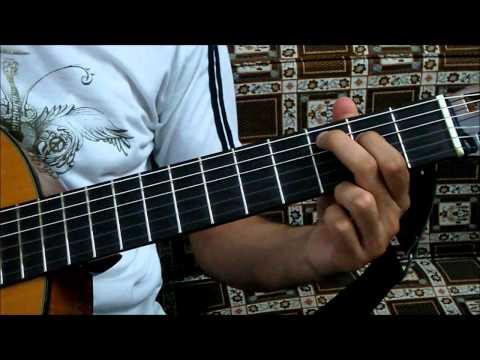 Atif Aslam's Picking Pattern - Pyar Deewana hota Hai