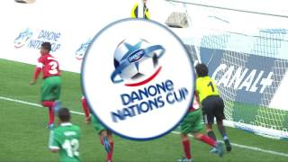 Morocco vs Mexico - Ranking match 9/10 - Full Match - Danone Nations Cup 2016