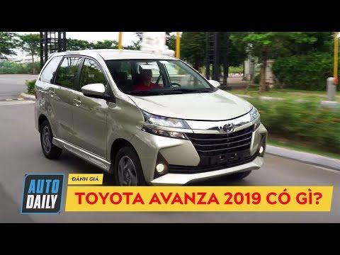 Đánh giá xe Toyota Avanza 2019: ƯU NHƯỢC ĐIỂM của mẫu MPV 7 chỗ nhập khẩu