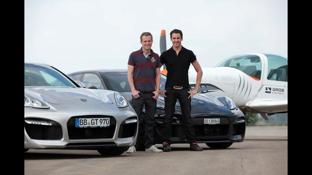 Adrian Sutil vs. Sportflugzeug - GRIP - Folge 155 - RTL2