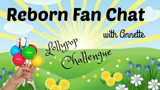 Fan Chat With Annette ~ Lollypop Challenge thumbnail