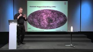 """""""Universets første lys"""" ved Allan Hornstrup, Afdelingsleder for Astrofysik, DTU Space"""