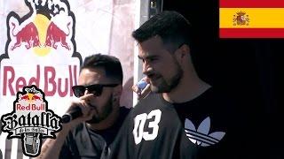 Jonko vs Hater Beef - Dieciseisavos: Málaga, España 2017 | Red Bull Batalla De Los Gallos