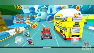 Tom And Jerry Games   Race Jerry Speed Car Racing Games   Kids Games