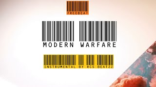 Modern Warfare - prod. by RCS Beatzz *FREEBEAT*