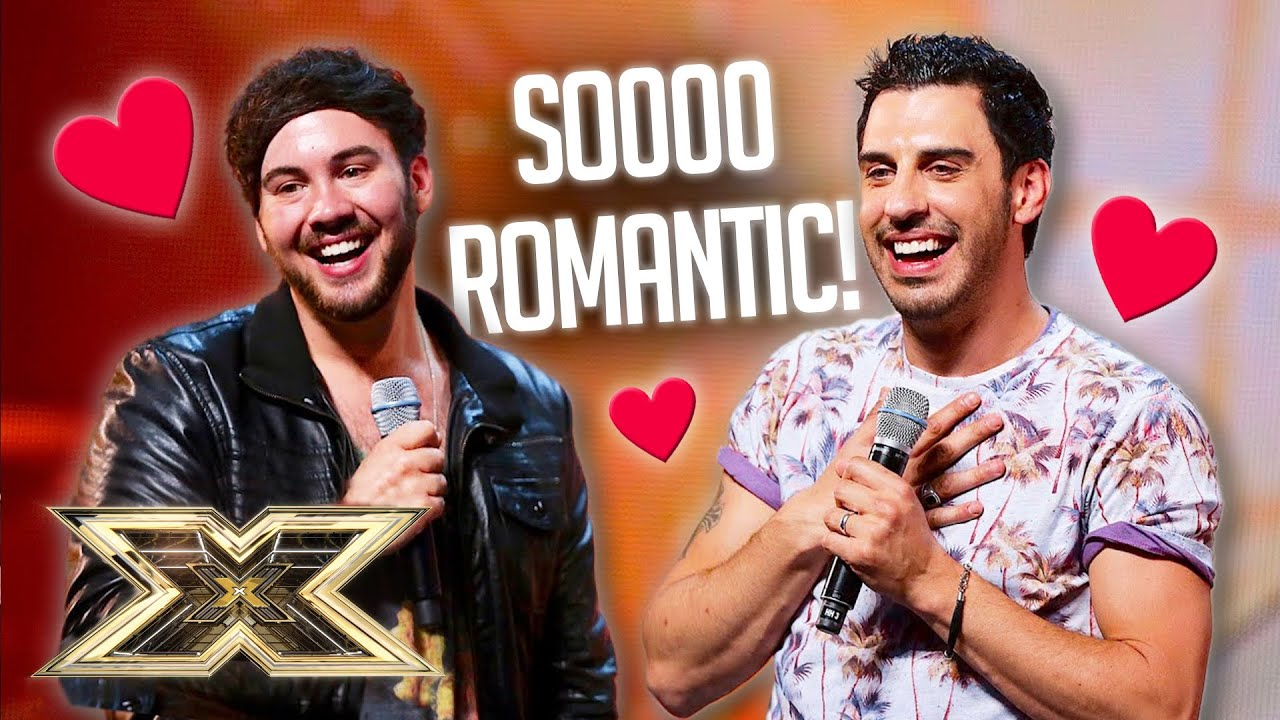 MARRIED COUPLE sing Love Me Like You Do! SO romantic! | The X Factor UK