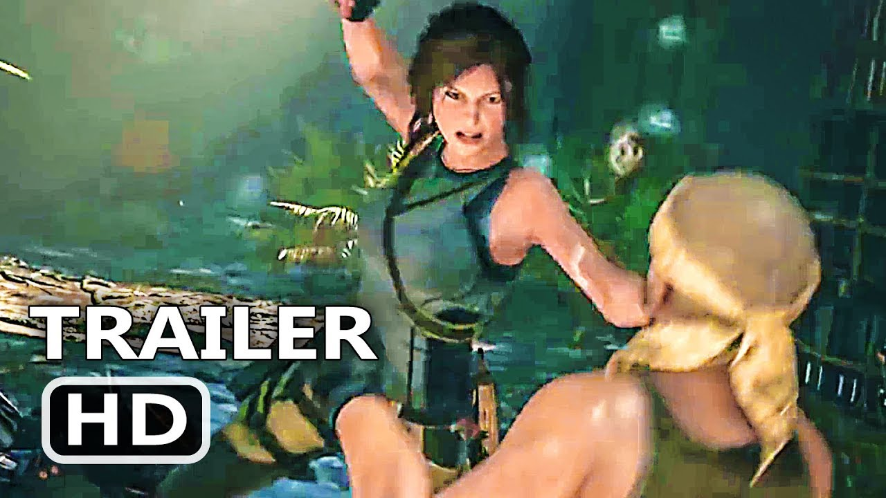 PS4 - Shadow of the Tomb Raider: Takedowns Trailer (2018)