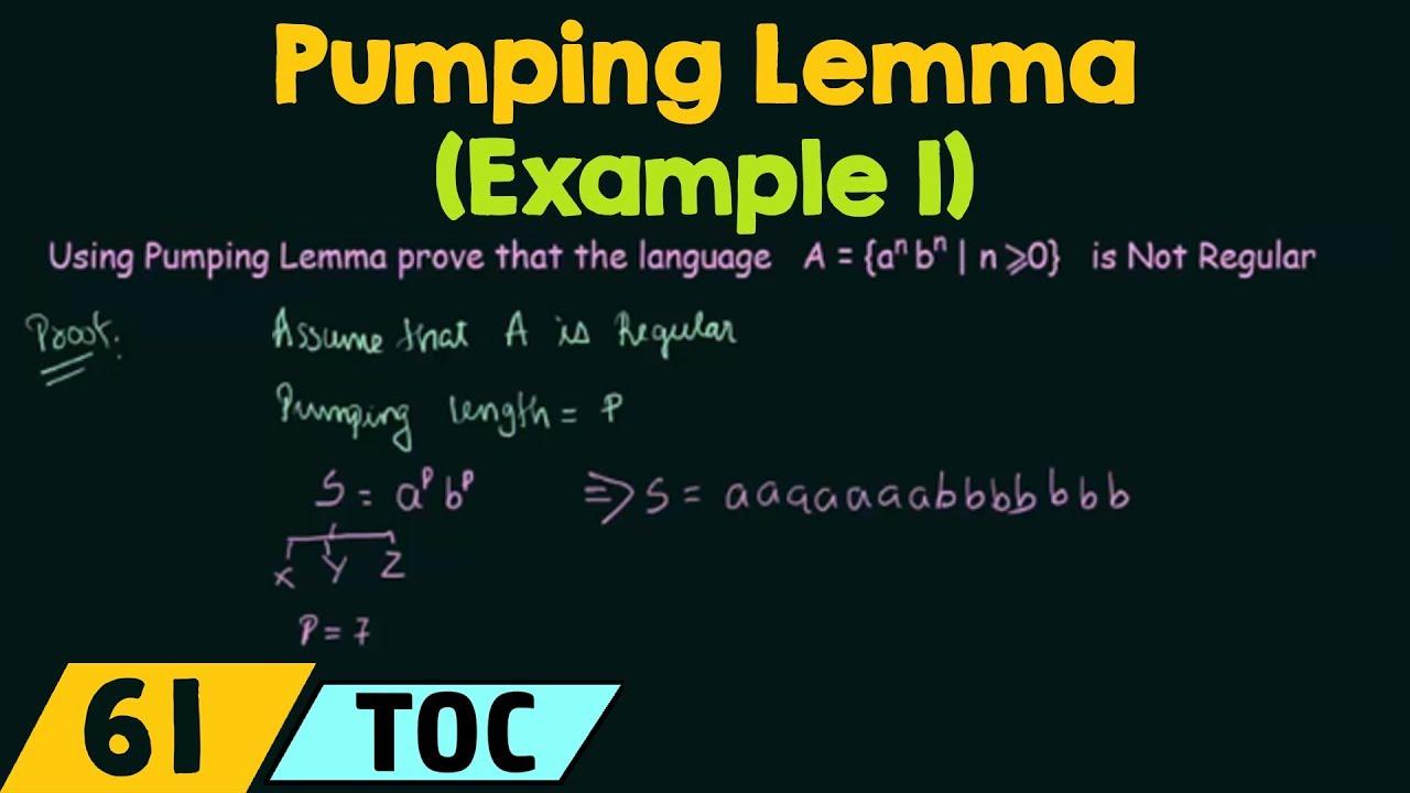Pumping Lemma For Regular Grammars