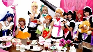 [NObrand] Mogyutto Short pv - Love Live Cosplay