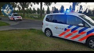 Melding man met een vuurwapen. Politie Vlogger Jan-Willem. NR 41