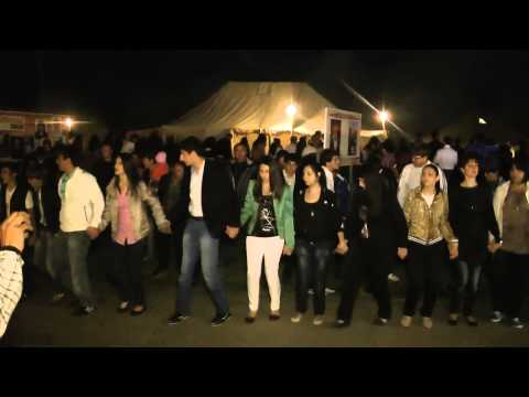 Urmia 2013  Самый длынный танец
