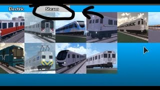 Rail unlimited's newest update!!! (roblox)