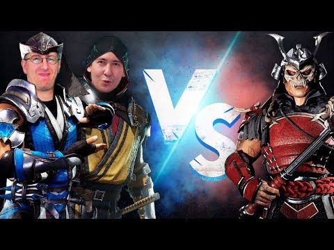 Режим 2X2 в Mortal Kombat 11 с Онизукой