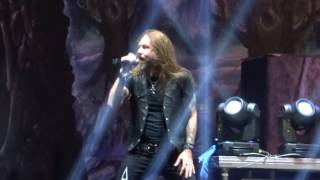 HammerFall - Let the Hammer Fall - Live at Masters of Rock 10.07.2015