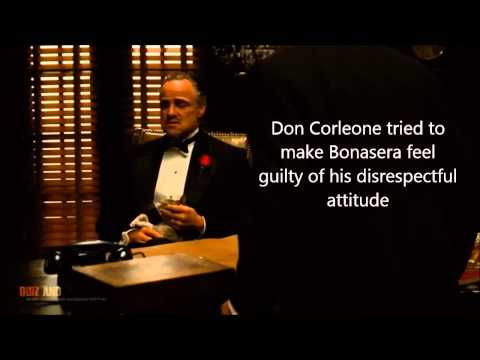 "Analysis of Negotiation Scenes From Movie ""The Godfather (1972)"" Bonasera, by Devina Hermawan."
