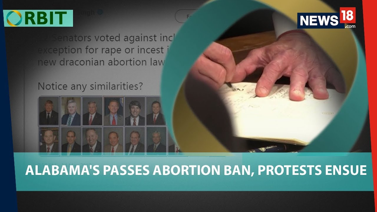 Alabama Passes Abortion Ban, Protests Ensue