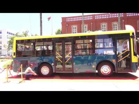 Modernisation des transports en commun d'Antananarivo