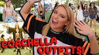 I SPENT HOW MUCH?!?! 😱😱 HUGE festival/coachella CLOTHING HAUL!!! 😍😱😭